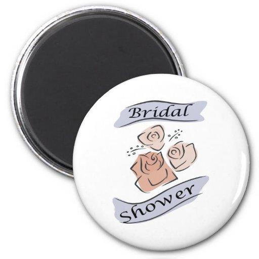 Bridal Shower Magnet