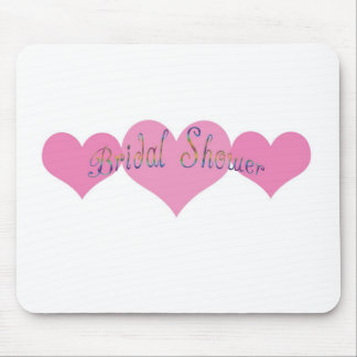 Bridal Shower Mouse Pad