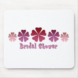 Bridal Shower Mouse Pads