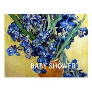 Bridal shower. Vincent van Gogh Postcard
