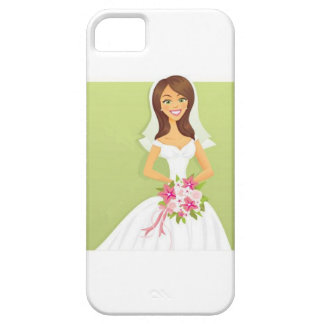 Bridal Smile Barely There iPhone 5 Case