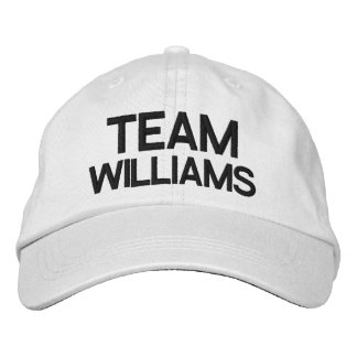 Bridal Team Personalized Adjustable Hat Embroidered Baseball Caps