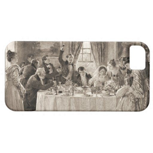 Bridal Toast 1903 Case For iPhone 5/5S