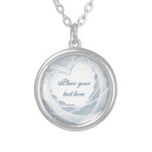 Bridal Veil Custom Necklace