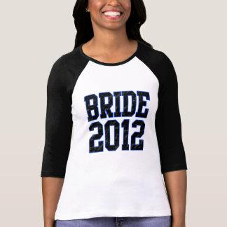 Bride 2012 T-Shirt