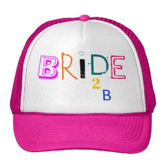 Bride 2 B hat