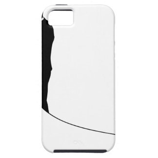 Bride and Groom Bouquet Wedding Silhouette Tough iPhone 5 Case