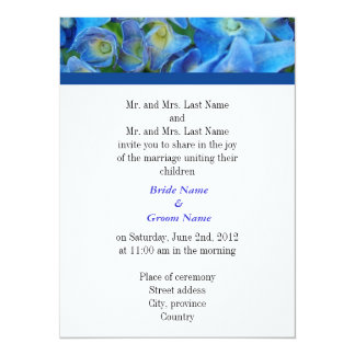 Bride and Groom parents, wedding invitation Personalized Announcements