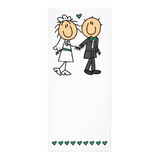 Bride and Groom Wedding Invitation