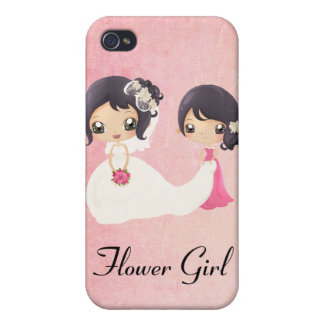 Bride and Maid of Honor iPhone 4/4S Cases