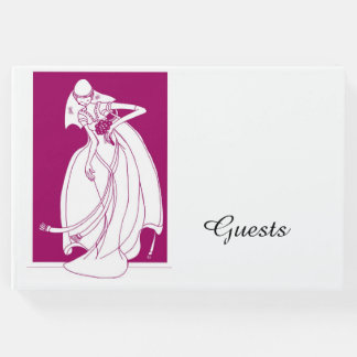 Bride art illustration