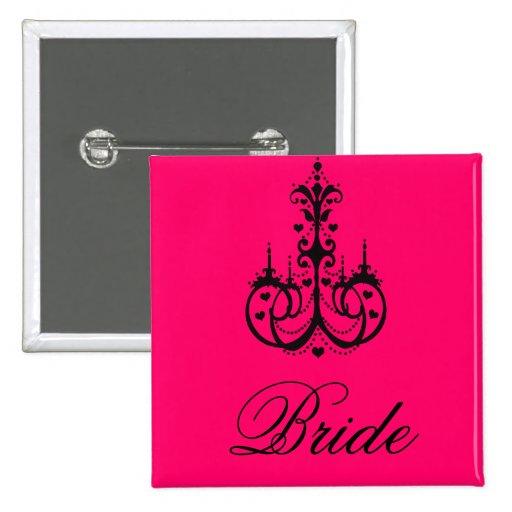 Bride Bachelorette Party Button