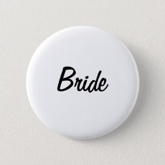 Bride Badge