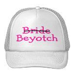 Bride Beyotch (Pink) Trucker Hat