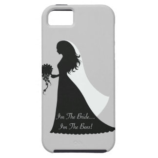 Bride Boss iPhone 5 Covers