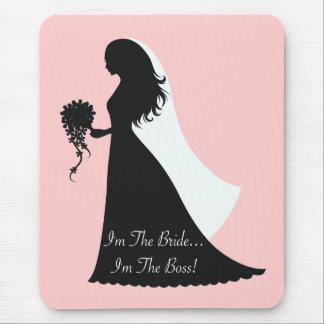 Bride Boss (p) Mousepads