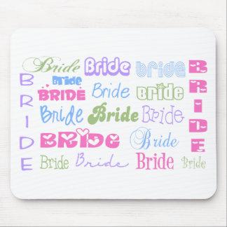 Bride Bride Bride Mouse Pad