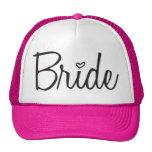 Bride Cap