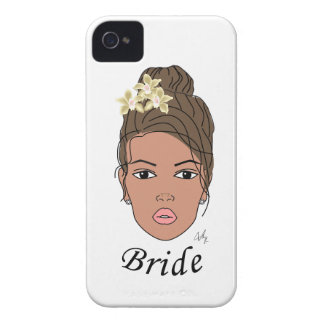 Bride iPhone 4 Case