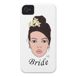 Bride iPhone 4 Case-Mate Cases