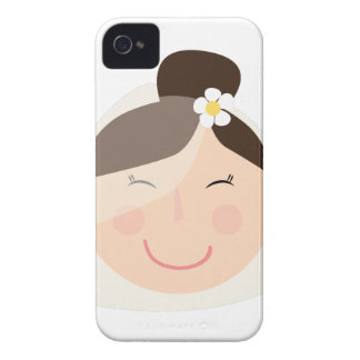 Bride iPhone 4 Cover