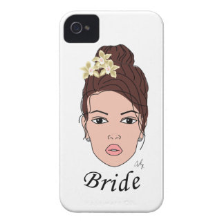 Bride Case-Mate iPhone 4 Cases