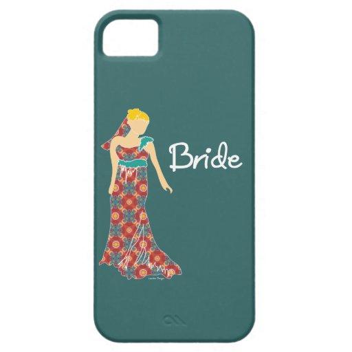 Bride iPhone 5 Cases
