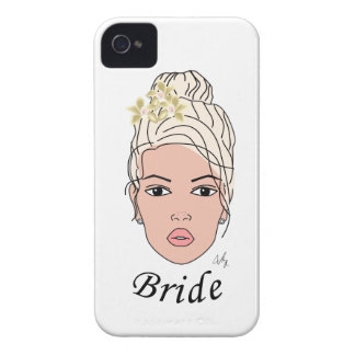 Bride iPhone4 Case