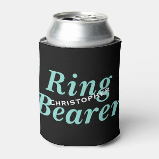 BRIDE & CO Ring Bearer Party Insulated Can Cooler