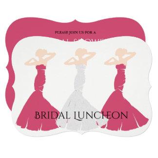 BRIDE & CO Rose Bridal Party Invitation