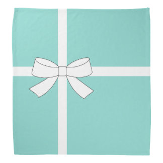 BRIDE & CO. Tiffany Gift Box Bandana