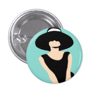 BRIDE & CO. Tiffany Round Button