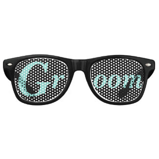 BRIDE & CO Wedding Party Groom Sunglasses