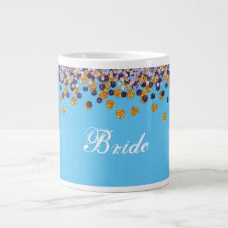 Bride Confetti Mug