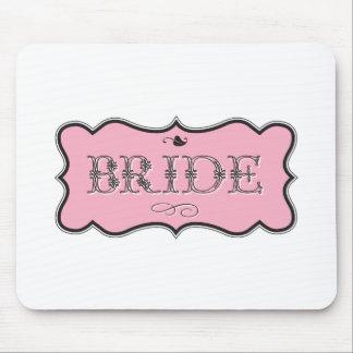 Bride Design 01 273a Mouse Pad