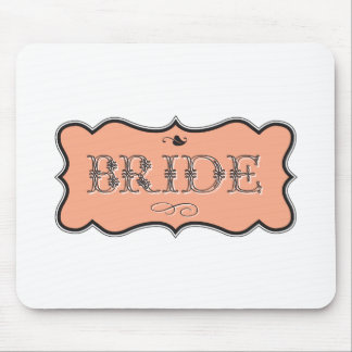 Bride Design 01 273c ( Mouse Pad