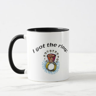 Bride Engagement Gifts Mug