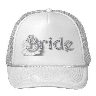 ♥Bride - for Bachlorette Party, Shower, Honeymoon♥ Trucker Hats