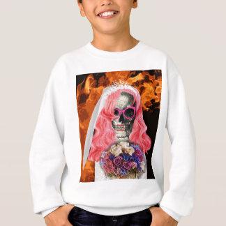 Bride from hell sweatshirt