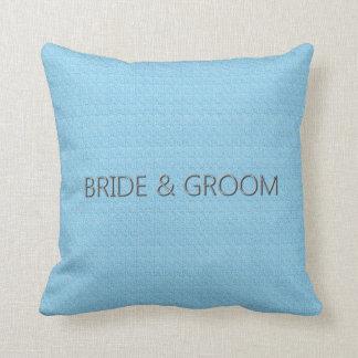 Bride_Groom_Baby-Blue*(c)Lumbar & Square Sizes Cushion