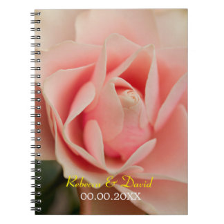 Bride & Groom Notebook