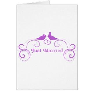 Bride Groom Wedding Personalize Destiny Destiny'S Card