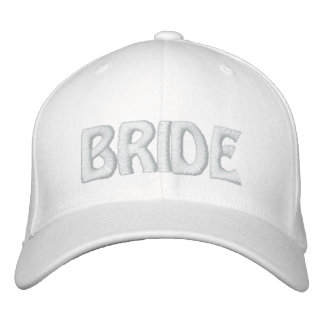 Bride Hat - Perfect for pre weddin... - Customized Embroidered Hat