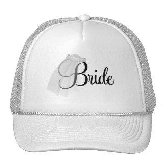 Bride Hat's Cap