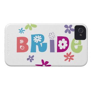 Bride iPhone 4 Case-Mate Case