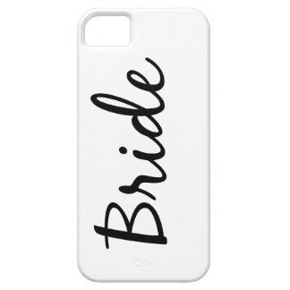 Bride iphone 5 5s phone case iPhone 5 cover