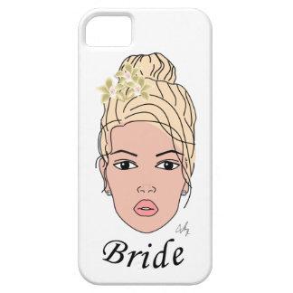 Bride iPhone 5 Case