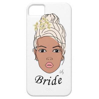 Bride iPhone 5 Cover