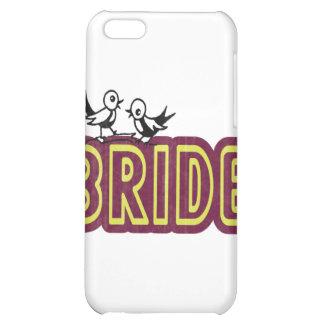 Bride iPhone 5C Cases