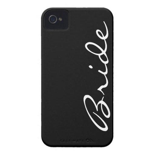Bride iPhone Case iPhone 4 Case-Mate Case